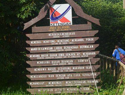 Santuari Kelah Sungai Petang