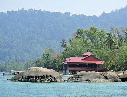 Taman Laut Pahang