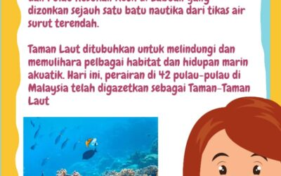 Public Information – Marine Park
