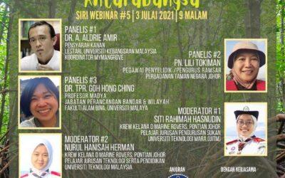 International Mangrove Ecosystem Conservation Day